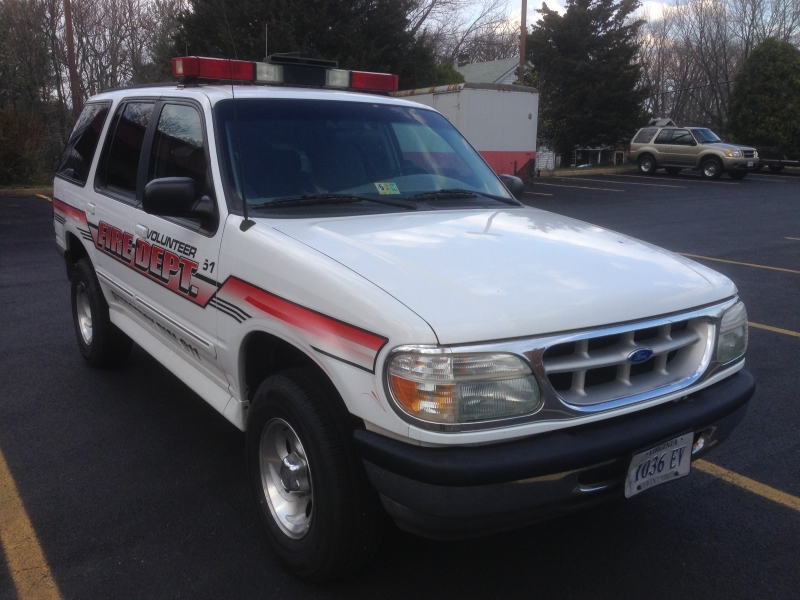 For Sale: 1997 Ford Explorer XLT