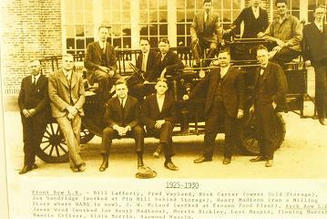Crozet Fire Department 1925 - 1930